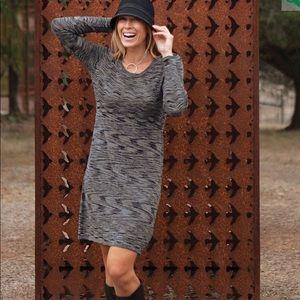 NWT ORGANIC Space Dye Dress